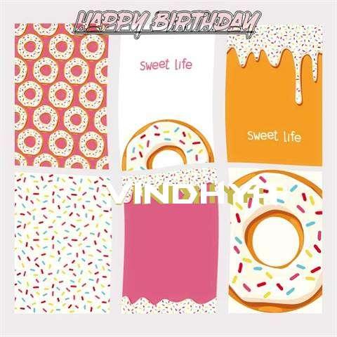 Happy Birthday Cake for Vindhya