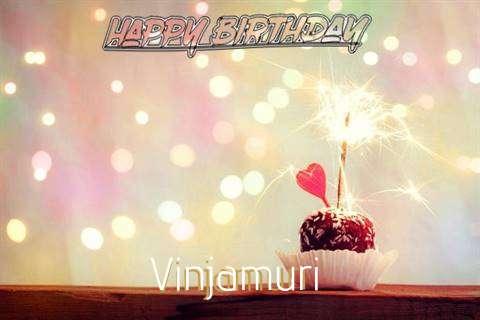 Vinjamuri Birthday Celebration