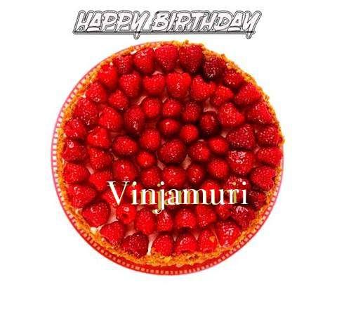 Happy Birthday to You Vinjamuri