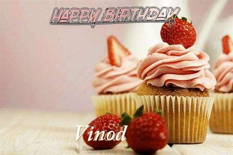 Wish Vinod