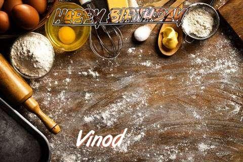 Vinod Cakes