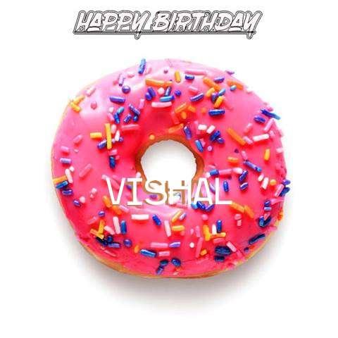 Birthday Images for Vishal