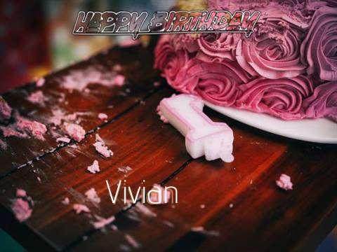 Vivian Birthday Celebration