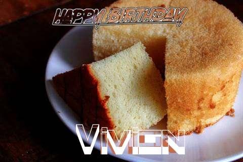 Happy Birthday to You Vivian
