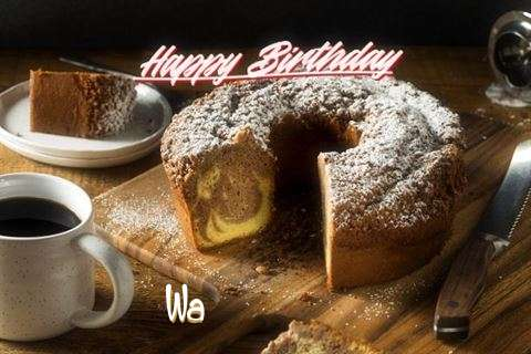 Wa Cakes