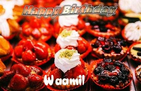 Waamil Birthday Celebration