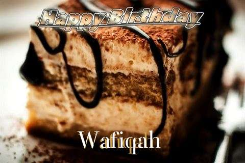 Wafiqah Birthday Celebration