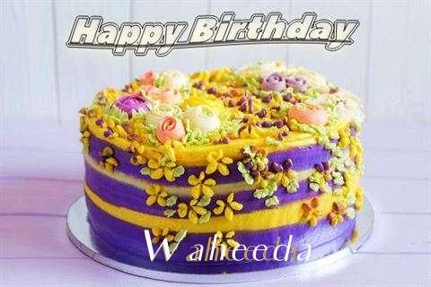Birthday Images for Waheeda
