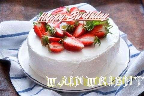 Happy Birthday Wainwright