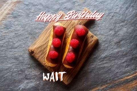 Wait Cakes