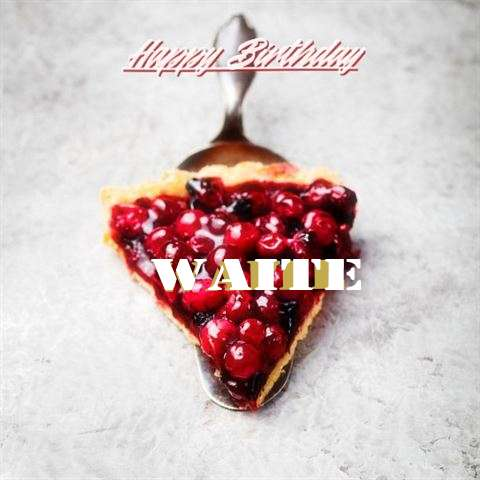 Happy Birthday to You Waite