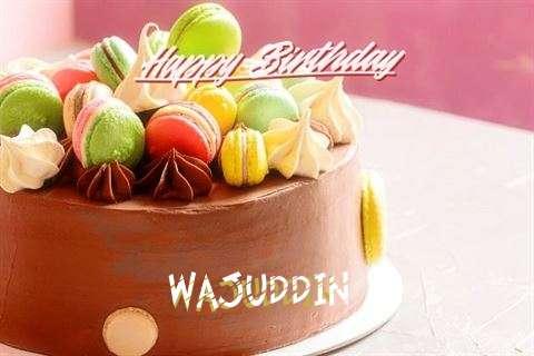 Happy Birthday Wajuddin