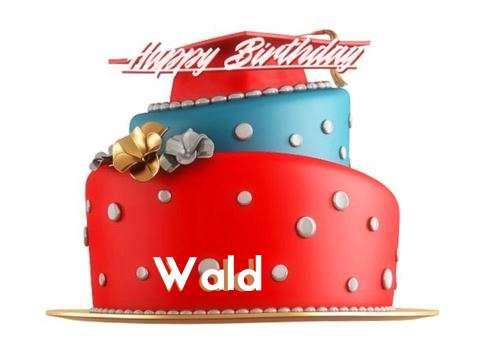Happy Birthday to You Wald