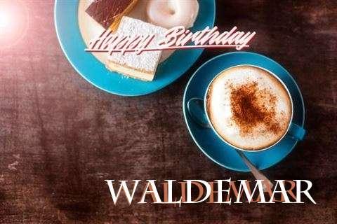 Happy Birthday to You Waldemar