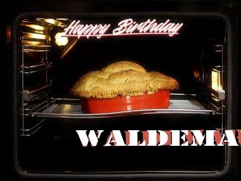 Happy Birthday Cake for Waldemar