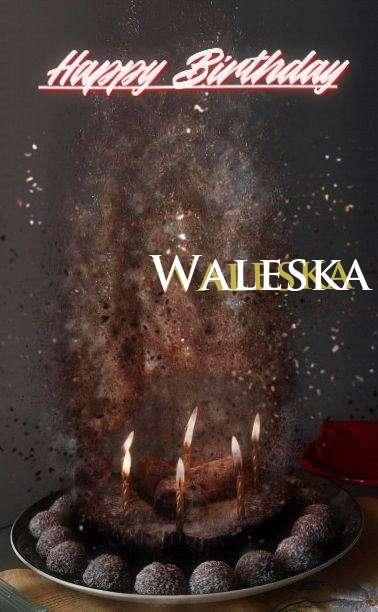 Happy Birthday Waleska