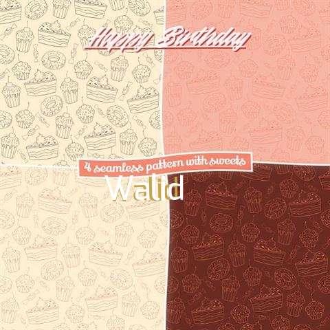 Happy Birthday to You Walid