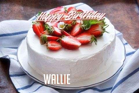 Happy Birthday Wallie