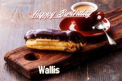 Happy Birthday Wishes for Wallis
