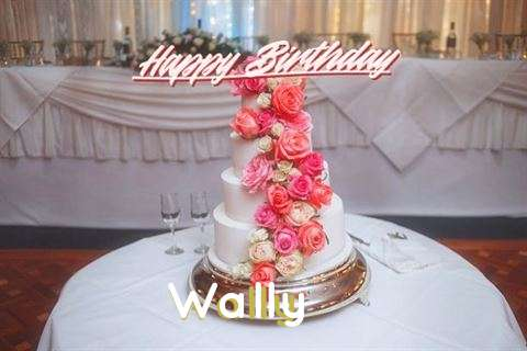 Happy Birthday to You Wally
