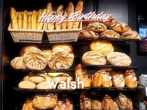 Happy Birthday to You Walsh