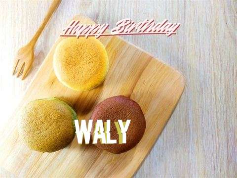 Waly Birthday Celebration