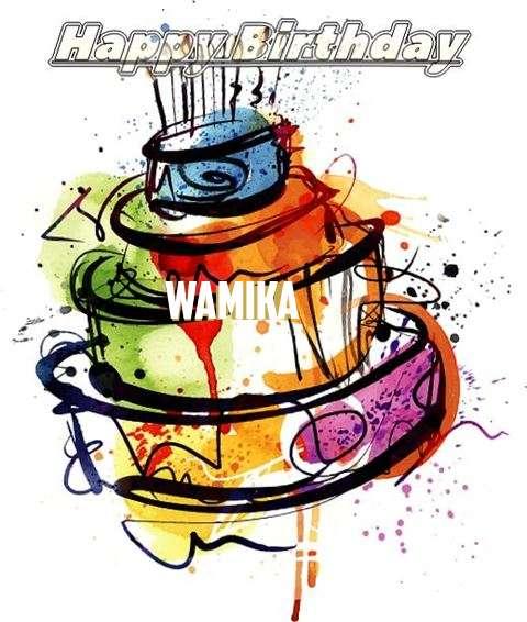 Happy Birthday Wamika