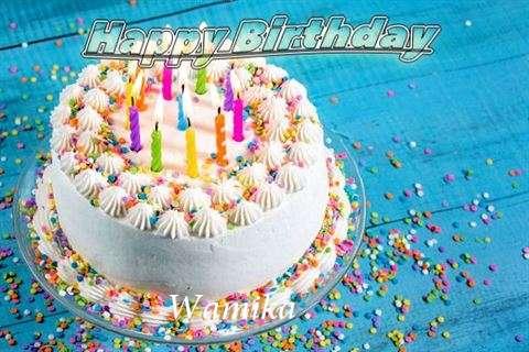 Happy Birthday Wishes for Wamika