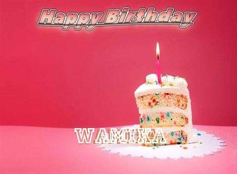 Wish Wamika