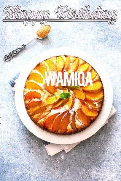 Wamiqa Cakes