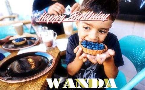 Happy Birthday to You Wanda