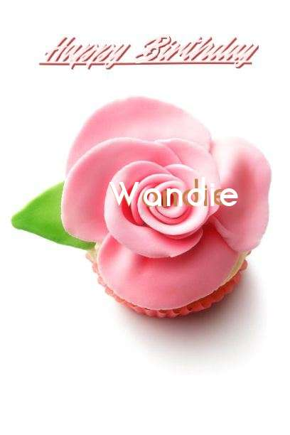 Wandie Birthday Celebration