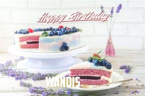 Wandis Cakes