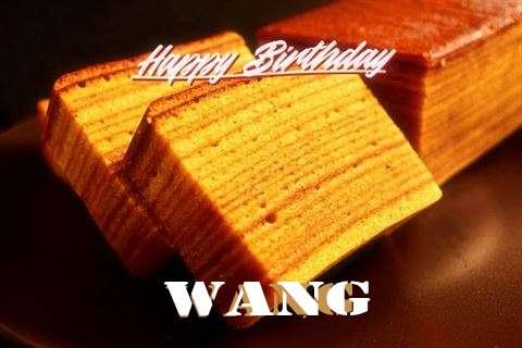 Wish Wang