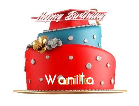 Happy Birthday to You Wanita