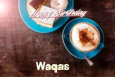 Happy Birthday to You Waqas