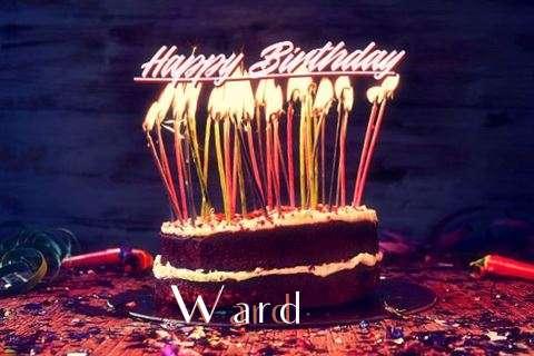 Happy Birthday to You Ward