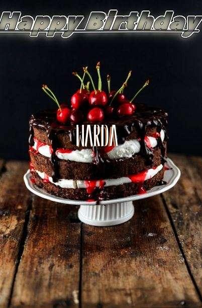 Happy Birthday Warda