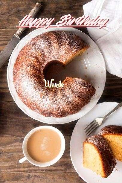 Warde Cakes