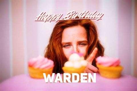 Happy Birthday Wishes for Warden