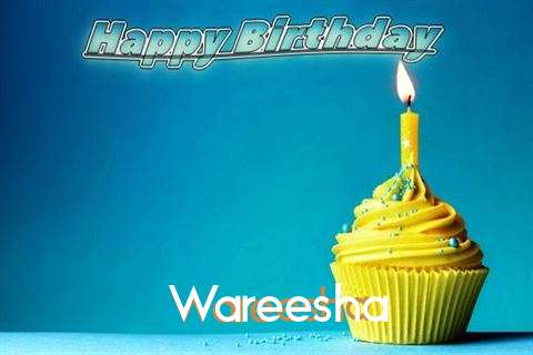 Birthday Images for Wareesha