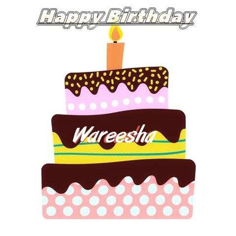 Wareesha Birthday Celebration