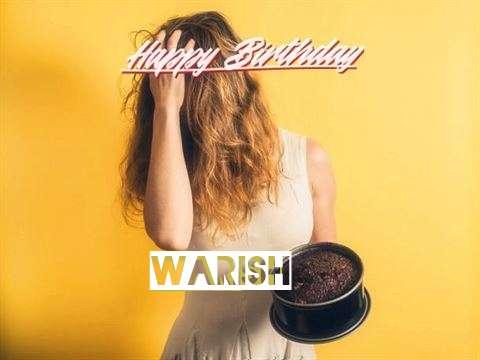 Warish Birthday Celebration