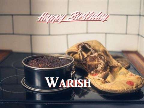 Warish Cakes