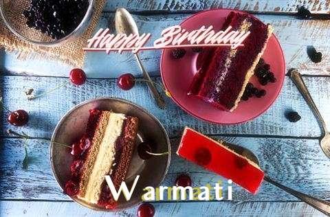 Warmati Birthday Celebration