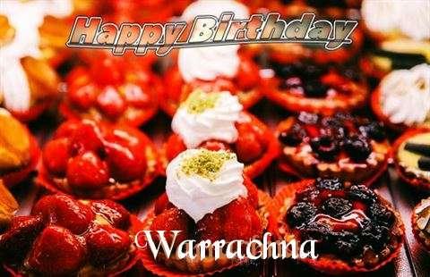 Warrachna Birthday Celebration