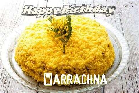 Happy Birthday Wishes for Warrachna