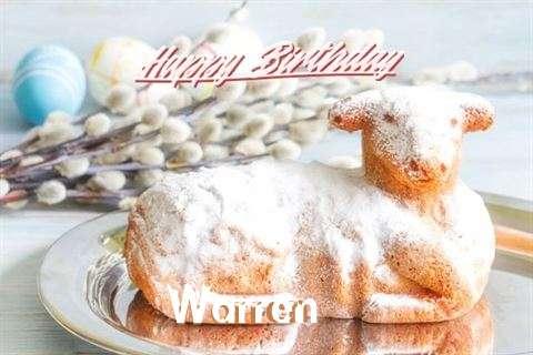 Happy Birthday to You Warren