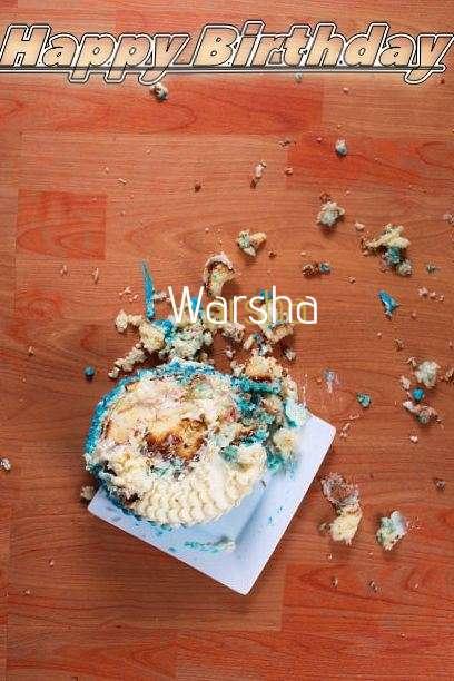 Warsha Cakes
