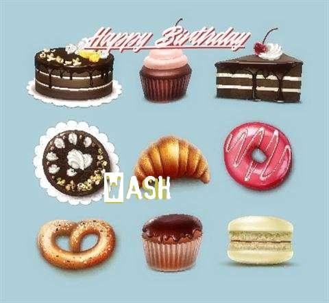 Happy Birthday Wash